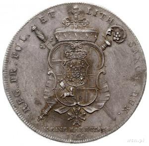 Klemens Wacław 1768-1802 (syn Augusta III), talar 1769,...
