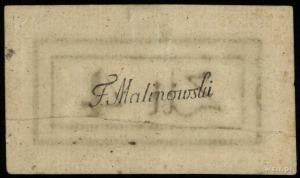 4 złote polskie 4.09.1794, Seria 1-T, Lucow 43t (R0), M...