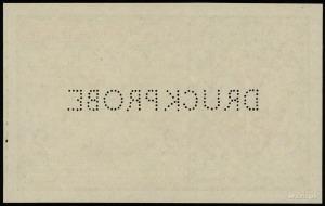 2 marki polskie 9.12.1916, dwa jednostronne druki stron...