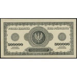 500.000 marek polskich 30.08.1923, seria G, numeracja 5...