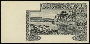 100 złotych emisja 15.08.1939, jednostronny druk strony...