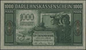 Darlehnskasse Ost, 1.000 marek 4.04.1918, Kowno, seria ...