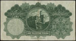 1 funt 20.04.1939, seria S, numeracja 162086, Pick 7c, ...