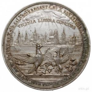 medal na 300-lecie przyłączenia Prus Królewskich do Pol...