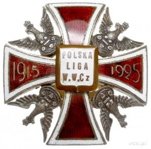 odznaka pamiątkowa Polska Liga Wojenna Walki Czynnej, d...