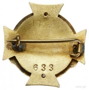 honorowa odznaka pamiątkowa Rodzina Kolejowa Za Ofiarną...