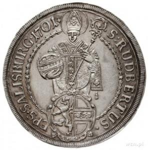 Jan Ernest Graf Thun i Hohenstein 1687-1709, talar 1701...