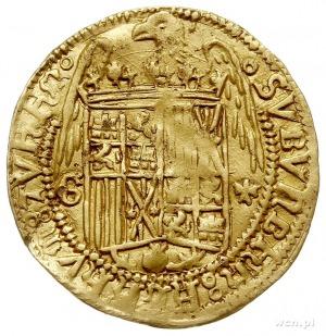 Ferdynand V i Izabela 1469-1516 (Reyes catolicos), dobl...