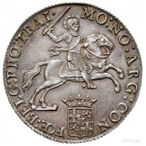 Utrecht, dukaton 1789, srebro 32.61 g, Delm. 1031, Purm...