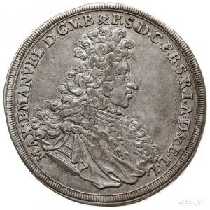 Maksymilian II Emanuel 1679-1726, talar 1694, Monachium...