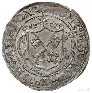 10 krajcarów (zehner) 1532, z tytulaturą Karola V, Beck...