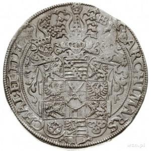August 1553-1586, talar 1572 HB, Drezno, srebro 29.24 g...