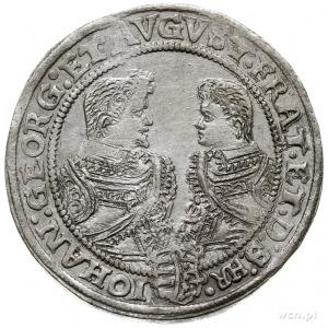Krystian II, Jan Jerzy i August 1601-1611, talar 1608 H...