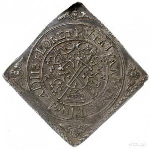 Jan Jerzy I i August 1611-1615, klipa talara 1614, Drez...