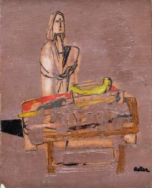 Jankiel Adler, FIGURA, 1943