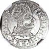 Stefan Batory, Grosz 1579, Gdańsk, piękny
