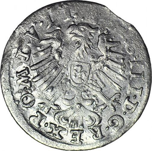 Zygmunt III Waza, Grosz 1609 Wilno