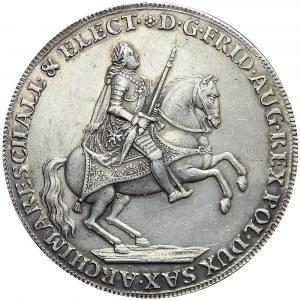 August III Sas, Talar wikariacki 1741, Drezno, R3
