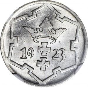 Wolne Miasto Gdańsk, 5 fenigów 1923, mennicze