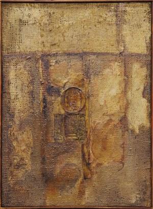 Teresa Rudowicz (1928-1994), KOMPOZYCJA 64/5, 1964 r.