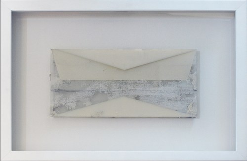 """Dariusz Mlącki (1963), KOPERTA Z CYKLU: """"NIEWYMUSZONY POMIAR SUBTELNOŚCI"""", 2017 r."""