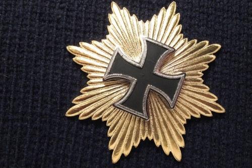 Gwiazda Krzyża Żelaznego (Stern zum Großkreuz 1813): gwiazda Blüch ...