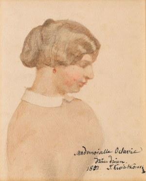 Teofil Kwiatkowski, MADMOISELLE OCTAVIA, 1851