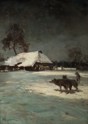 Alfred Wierusz-Kowalski, WILKI