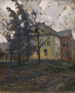 Ruszczyc Ferdynand, STARE GNIAZDO, 1898
