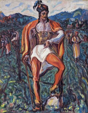 Nowakiwski Aleksy, OLEKSA DOWBUSZ, ZBÓJNIK KARPACKI, 1931