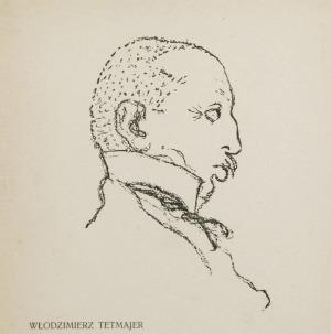 Kazimierz SICHULSKI (1879-1942), Włodzimierz Tetmajer, 1904