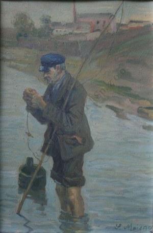 Salomon Meisner (1886-1942), Wędkarz