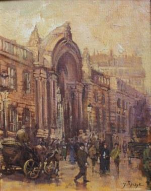 Józef Popczyk (1890-1971), Le Palais de l'Élysée