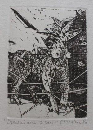 Stanisław Wejman, Drewniana klacz (1980)