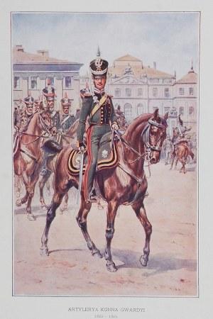 Bronisław GEMBARZEWSKI (1872-1941), Wojsko Polskie. Księstwo Warszawskie 1807-1814, Wojsko Polskie. Królestwo Polskie 1815-1830