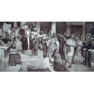 Maurycy GOTTLIEB (1856-1879), Malarstwo - teka
