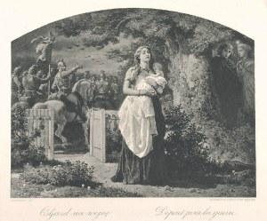 Artur GROTTGER (1837-1867), Wojna, 1888