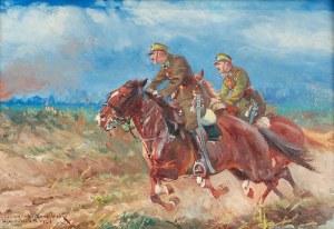 Leonard WINTEROWSKI (1872-1927), Patrol, 1924