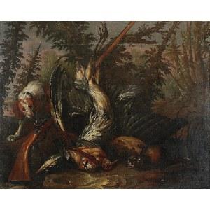 Malarz nieokreślony, XVII / XVIII w., Martwa natura myśliwska