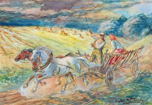 Karol STOBIECKI (1908-1970), Przed burzą