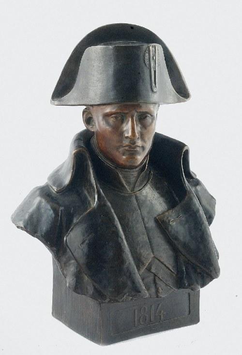 René Charles MASSE (1855-1913), Popiersie Napoleona Bonaparte