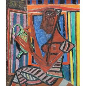 Edward MATUSZCZAK (1906-1984), Portret