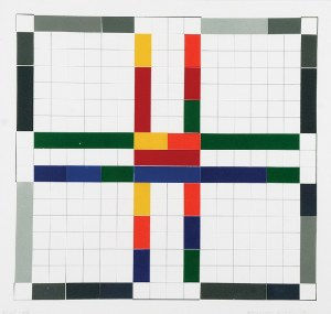 Krystyn ZIELIŃSKI (1929-2007), IX-87-A, 1987