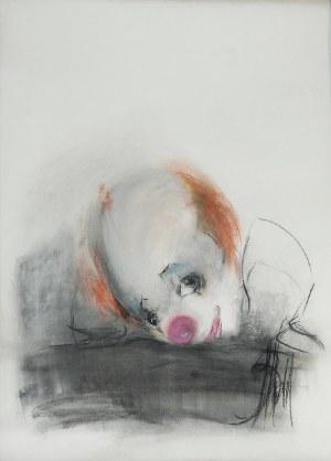 Bożena WAHL (ur. 1932), Clown