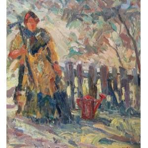 Wojciech Otton FLECK (1903-1972), Ogrodnicza