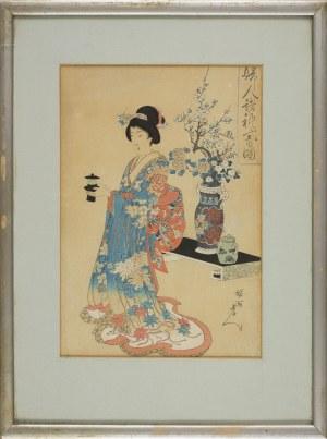 Chikanobu Yoshu