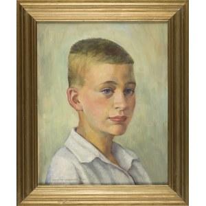 Krystyna Wróblewska, Portret chłopca