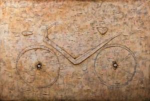 Grzegorz Klimek, Pędzący rower 6, 2018