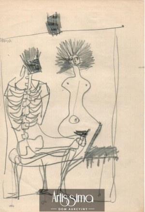 Barbara Jonscher (1926-1986), On i ona