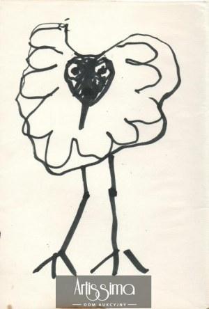 Barbara Jonscher (1926-1986), Ptak (nr 2)
